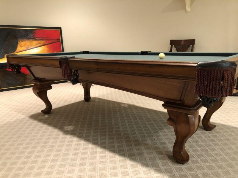 Peter Vitalie Sterling Pool Table