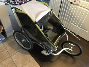 Chariot Double Stroller $200