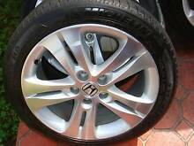 "Set Of 18"" Genuine Honda Accord Euro Rims 5 Stud x 114.3 Pattern! Green Valley Liverpool Area Preview"