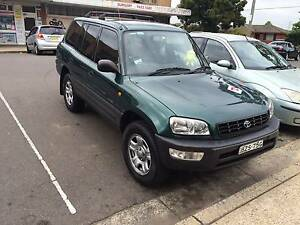 1997 Toyota RAV4 Wagon AUTOMATIC Doonside Blacktown Area Preview