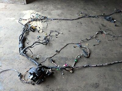 GENUINE 2015+ VW GOLF R MK7 2.0 TFSI DSG WIRING LOOM FULL WIRING HARNESS 3 DOOR