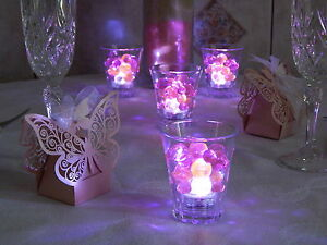 bougie led blanche submersible pour fete anniversaire mariage piscine d co ebay. Black Bedroom Furniture Sets. Home Design Ideas
