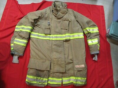 Mfg. 2013 Globe Gxtreme 50 X 35 Firefighter Turnout Bunker Jacket Fire Rescue