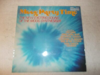 Vinyl 12 inch Record LP Album Moog Party Time The Exciting Sound
