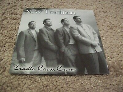 Home Cradle (New Tradition - Cradle, Cross, Crown CD *RARE* 2000 Mountain Home Bluegrass)