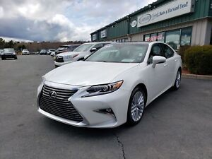 2016 Lexus ES 350 CLEAN CARFAX/LEATHER/ROOF/NAVIGATION/HEATED...
