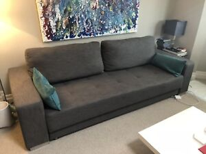 Modern couch and sofa bed