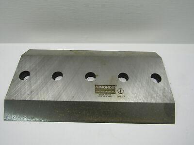 Bandit Rayco Vermeer Brush Wood Chipper Blade Models 1890 2090 1590 1290h Knife