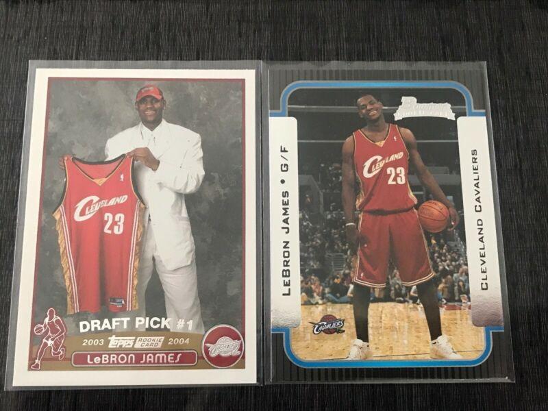 🔥lebron James Rookie Card Hot Packs! 3 Guarantee Hits, 10 Card Pack🔥*plz Read*