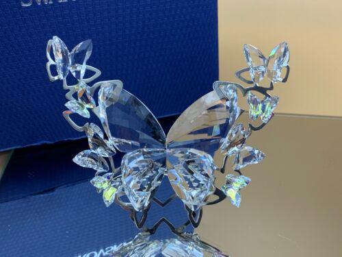 Swarovski Figurine 5031512 Butterfly 3 1/8in Boxed + Certificate