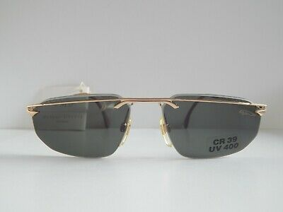 """JAGUAR""HALF RIMLESS VINTAGE SUNGLASSES*NEVER USED*OLD STOCK*TRENDY*"