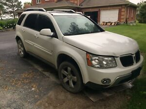 2008 Pontiac Torrent part out scrapping soon