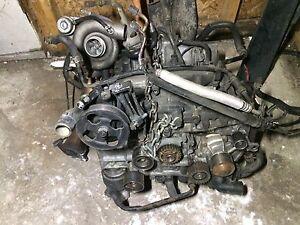 Subaru Wrx 2002-2005 ej205 2.0l turbo engine for parts