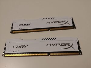 Kingston HyperX Fury 16 Go Kit (2 x 8 Go) used