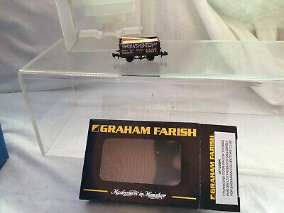 GRAHAM FARISH 377-2009K ' THOMAS HUNTER ' 7 PLANK WAGON COLLECTORS CLUB - BOXED for sale  Blackburn