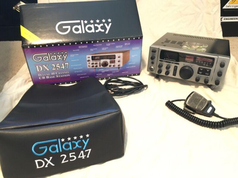 Galaxy DX 2547 !Read description!
