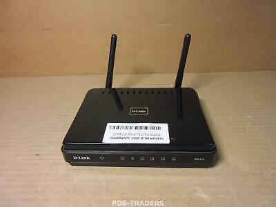 D-Link DIR-615 300 Mbps 4-Port 10/100 Wireless N Router Netzwerk - EXCL PSU