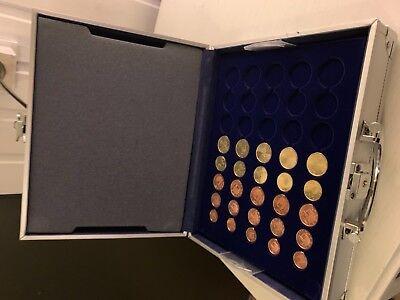 Coin case avec pièces Espagne