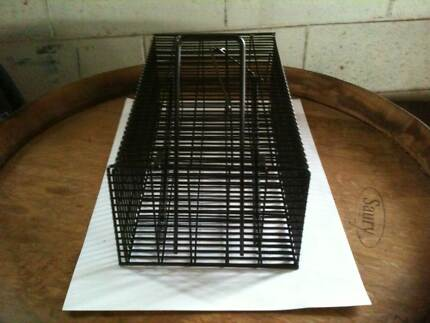 Spring Loaded Rat Cage Trap Kilkenny Charles Sturt Area Preview