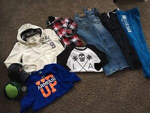 TEEN BOY BRAND NAME BUNDLE
