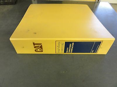 Caterpillar Cb-614 Vibratory Compactor Service Manual 7cd