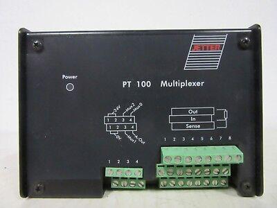 Jetter PT 100 Multiplexer