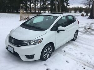 Like New 2017 Honda Fit EX