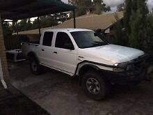 2005 Ford Courier Dual Cab Thurgoona Albury Area Preview