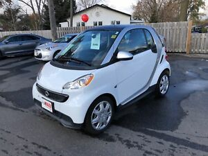 2015 smart fortwo Passion- HEATED FRONT SEATS, REMOTE KEYLESS EN