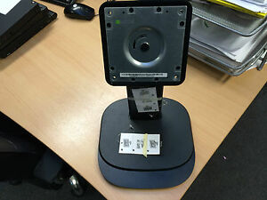 Universal Rotating Height Tilt Adjust Vesa 100mm LCD Monitor Display Stand Base