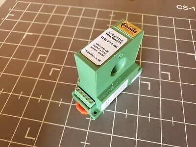 Cr Magnetics Dc Current Transducer Cr5211-50