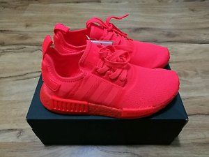 Adidas Nmd R1 Triple red UK7 US7.5 Boost Canning Vale Canning Area Preview