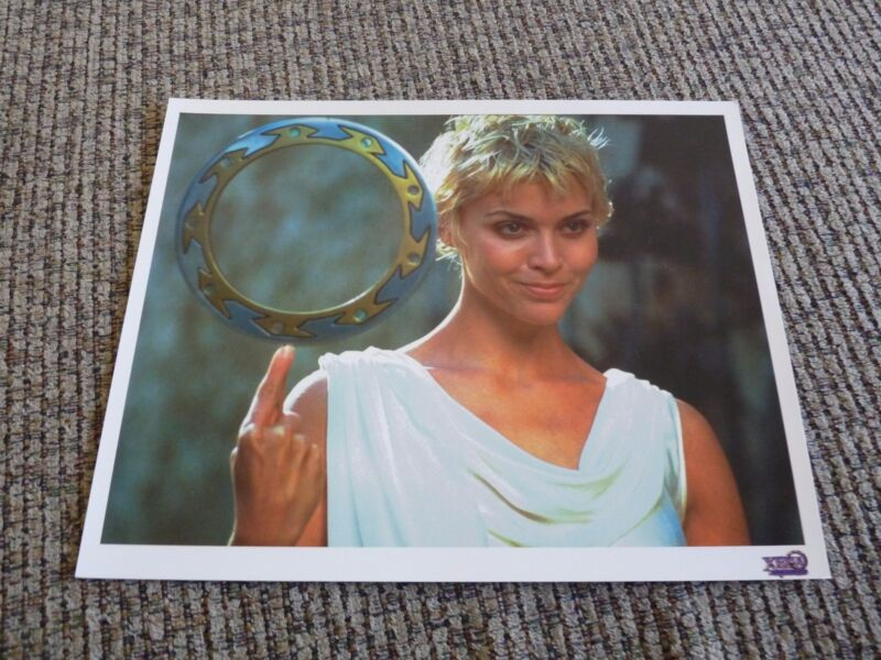 Xena Lucy Lawless Warrior Princess Season 4 Sin Ides Of March 8x10 Promo Photo