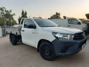 2018 Toyota Hilux WORKMATE Automatic Ute Petrol