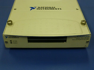 National Instruments Daqpad-6016 Usb Data Acquisition Module Multifunction Daq