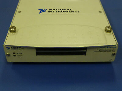 National Instruments Daqpad-6016 Usb Data Acquisition Module Multifunction Daq