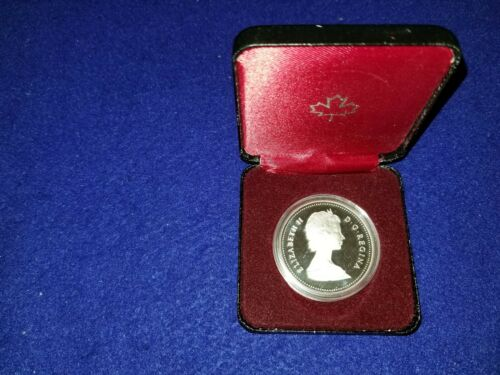 1882-1982 CANADIAN COMMEMORATIVE DOLLAR
