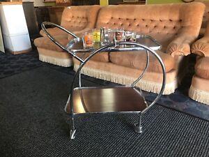 Deco Tea Trolley