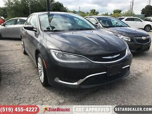 2016 Chrysler 200 Limited | HEATED SEATS