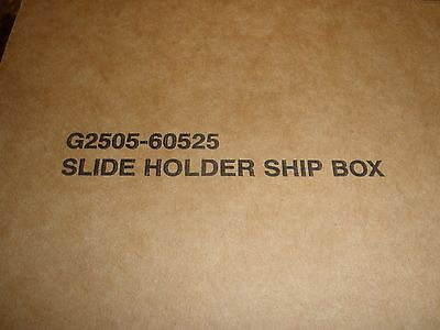 G2505-60525 Slide Holders For Agilent Dna Microarray Scanner Ca And Ba. New