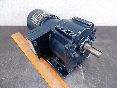 Bison Electric Motor 014-215-0053 115 Hp 30 Rpm 110-120 Volt Ac 0142150053