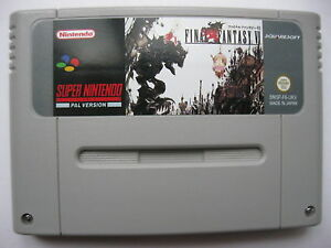 Final Fantasy VI 6 for Super Nintendo SNES PAL English - <span itemprop=availableAtOrFrom>Warszawa, Polska</span> - Final Fantasy VI 6 for Super Nintendo SNES PAL English - Warszawa, Polska