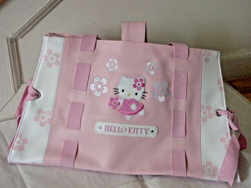 New Sanrio Hello Kitty Tote Bag Pink White