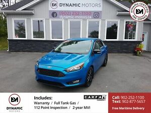 2016 Ford Focus SE NEW TIRES/BRAKES! AUTO! OWN FOR $116 B/W,...