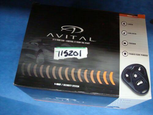 NEW NO REMOTE AVITAL 3100