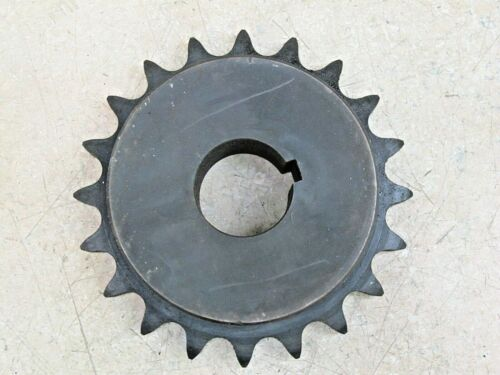 """Sprocket    60 pitch   20 tooth   1-3/8""""  bore"""