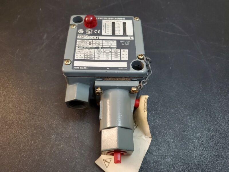New Allen Bradley 836T-T301JX9 Pressure Switch Assembly