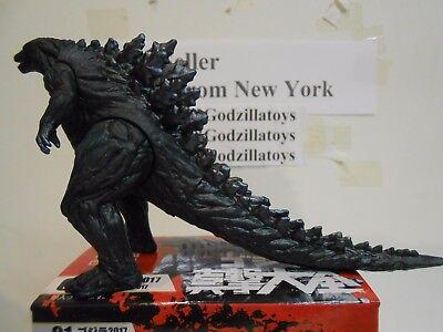 "2017 New Candy Toy Godzilla 3.5 inch Mini Vinyl Figure:Godzilla 2017 ""US Seller"""