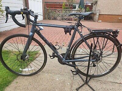 fuji Feather CX Road bike triple chain ring 10 ring cassette