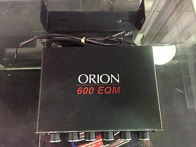 - ORION 600 EQM 6 BAND EQUALIZER BRAND NEW IN BOX VERY RARE!